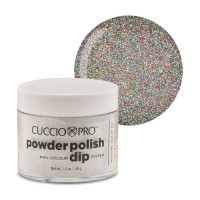 Cuccio Multi-color Glitter Dip Powder Polish dippipuuteri 45 g