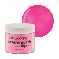 Cuccio Bubble Gum Pink Dip Powder Polish dippipuuteri 45 g