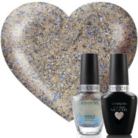 Cuccio Veneer Suprise! Match Makers geelilakkasetti 2 x 13 mL