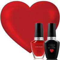 Cuccio Veneer A Pisa My Heart Match Makers geelilakkasetti 2 x 13 mL