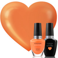 Cuccio Veneer Very Sherbert Match Makers geelilakkasetti 2 x 13 mL