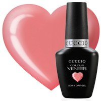 Cuccio Veneer All Decked Out geelilakka 13 mL