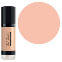Brilliant Cosmetics Porcelain 01 Liquid Foundation meikkivoide 30 mL