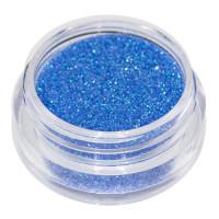 Universal Nails Vaaleansininen glitterpuuteri 5 g