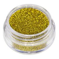 Universal Nails Kulta glitterpuuteri 5 g