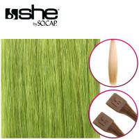 So Cap Suora Sinettihius Acid Green 10 kpl 55-60 cm