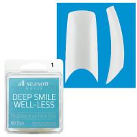 Star Nail Deep Smile Tipit täyttöpakkaus koko 1 50 kpl
