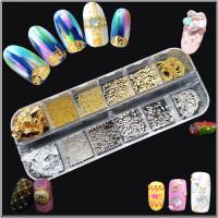 Noname Cosmetics Metallikoristeet kulta-hopea