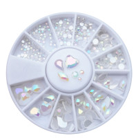 Noname Cosmetics Helmilajitelma AB valkoinen 300 kpl