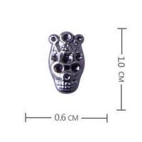 Noname Cosmetics Tumma Metallikoriste G03 5 kpl