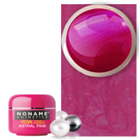 Noname Cosmetics Astral Pink Pearlescent UV geeli 5 g