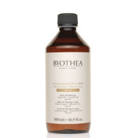 Byotea Argan Massage Oil hierontaöljy 500 mL