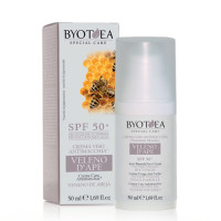 Byotea Bee Venom Anti-Blemish Very High Protection suojaava kasvovoide SPF 50+ 50 mL