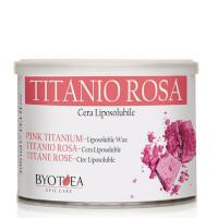 Byotea Pink Titanium lämminvaha purkissa 400 mL