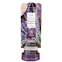 Cuccio Naturalé Baby Butter Blend Tower Lavender & Chamomile kosteusvoide 6 x 42 g