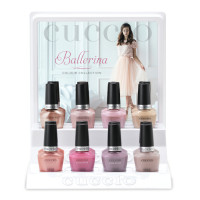 Cuccio Ballerina Display kynsilakkakokoelma 16 x 13 mL