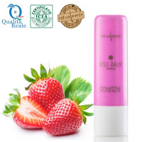 Naturalmente Strawberry Kiss Balm Huulivoide 4,8 g
