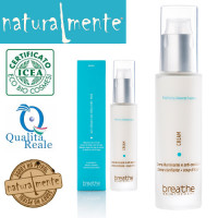 Naturalmente Breathe Brightening Treatment Antioxidant and Illuminating Cream kasvovoide 50 mL