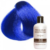 Naturalmente Blue Ton & Color hiusväri 120 mL
