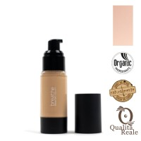 Naturalmente Breathe Make-up Therapy Liquid Foundation Meikkivoide #01 Rice 40 mL