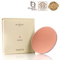 Naturalmente Breathe Bronzer Aurinkopuuteri Sävy 1 Coconut 9 g