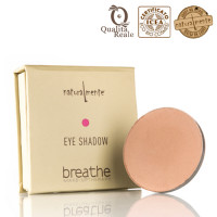 Naturalmente Breathe Eye Shadow Luomiväri Sävy 3 Sand Matt 2,5 g