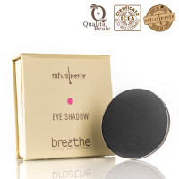 Naturalmente Breathe Eye Shadow Luomiväri Sävy 7 Carbon Black 2,5 g