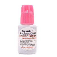 BeautQ Professional Power Black Sensitive   Strong teholiima  ripsipidennyksiin ... 164d00bf09