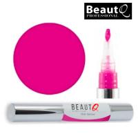 BeautQ Professional Pink Yarrow Longlife Pen geelilakka kynä 4 mL