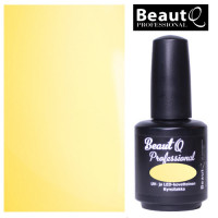 BeautQ Professional Pastelli Keltainen geelilakka 12 mL
