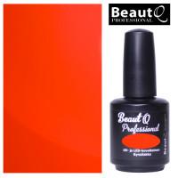 BeautQ Professional Neon Koralli Longlife geelilakka 12 mL