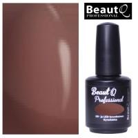 BeautQ Professional Tumma Nude Longlife geelilakka 12 mL