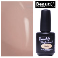 BeautQ Professional Nude Longlife geelilakka 12 mL