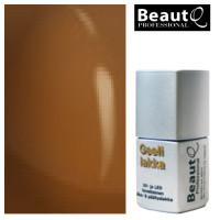 BeautQ Professional Ruskea geelilakka 12 mL