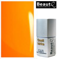 BeautQ Professional Neon Mandariini geelilakka 12 mL