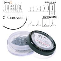 BeautQ Professional C-Pidennysripset 15 / 0.20 1 g