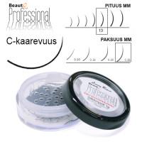 BeautQ Professional C-Pidennysripset 13 / 0.25 1 g