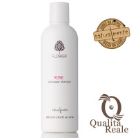 Naturalmente Rose Flower värishampoo 250 mL