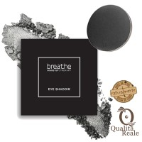 Naturalmente Breathe Make-Up Therapy Eye Shadow Luomiväri #05 Carbon Black 2,5 g