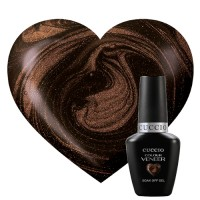Cuccio Veneer Duke It Out geelilakka 13 mL