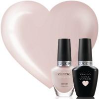 Cuccio Veneer Pink Champagne Match Makers geelilakkasetti 2 x 13 mL