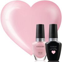 Cuccio Veneer Pink Lady Match Makers geelilakkasetti 2 x 13 mL