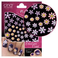 Cinapro Fabulous Floral kynsitarra