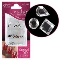 Cinapro Crystal 60 koristelajitelma 60 kpl