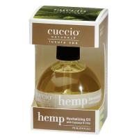 Cuccio Naturalé Hemp Revitalizing Oil Hoitoöljy 75 mL