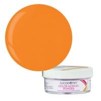 Cuccio Neon Tangerine Color Acrylic Powder akryylipuuteri 45 g