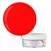 Cuccio Neon Cherry Color Acrylic Powder akryylipuuteri 45 g