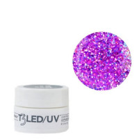 Cuccio Electric Pink T3 LED/UV Self Leveling Cool Cure geeli 7 g