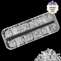 Noname Cosmetics Säkenöivät kirkkaat timantit SW 500 kpl