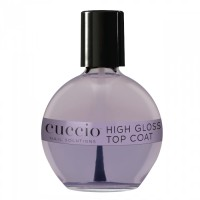 Cuccio Bubble Bottle High Gloss päällyslakka 75 mL